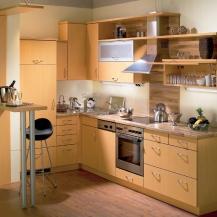 Kuchyně fotogalerie 079