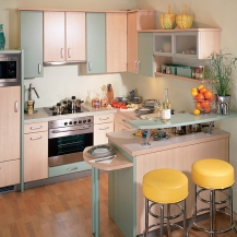 Kuchyně fotogalerie 096
